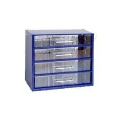Závěsná skříňka 6766 (modrá)