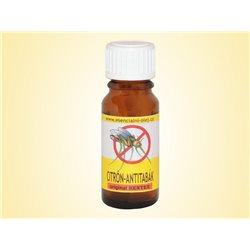 Repelentní vonný olej citrón-antitabák