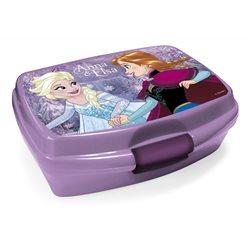 Dětský box na svačinu Frozen (fialový)