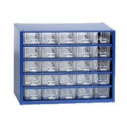 Závěsná skříňka 6742 (modrá)