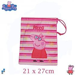 Dětský sáček na přezůvky Peppa Pig