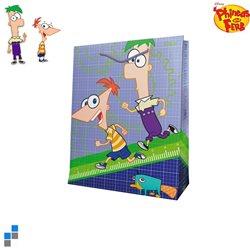 Dětská dárková taška Phineas and Ferb