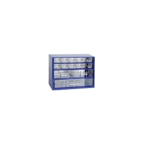 Závěsná skříňka 6761 (modrá)