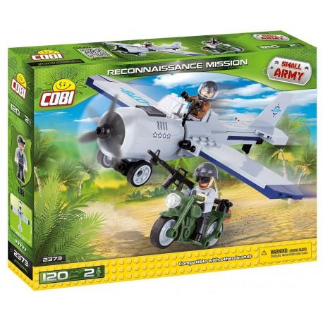 Stavebnice Small Army Letadlo