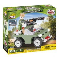 Stavebnice Small Army Vojenské vozidlo