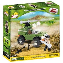 COBI Stavebnice Small Army Raketomet