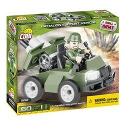 Stavebnice Small Army Podpůrné vozidlo
