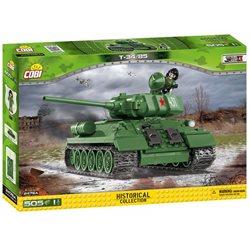 Stavebnice Small Army Tank T-34/85