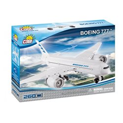 COBI stavebnice Boeing 777