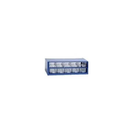 Závěsná skříňka 6737 (modrá)