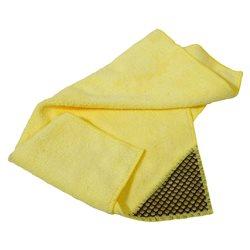 Utěrka z mikrovlákna Kenco 40x40 cm (žlutá)