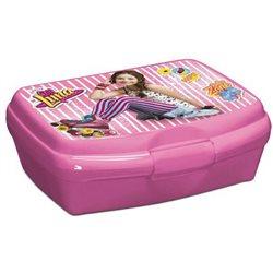Dětský box na svačinu Soy Luna (růžový)
