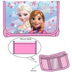 Dětská peněženka Frozen (růžová)