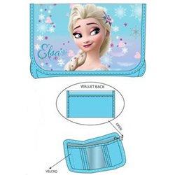 Dětská peněženka Frozen (modrá)