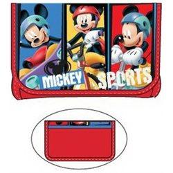 Dětská peněženka Mickey Mouse (červená)