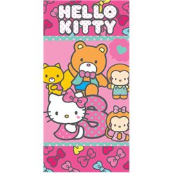 SETINO Osuška Hello Kitty 70x140 cm