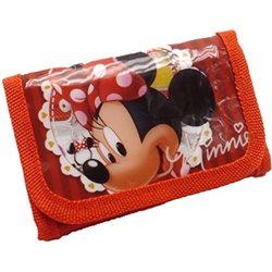 Dětská peněženka Minnie (červená)