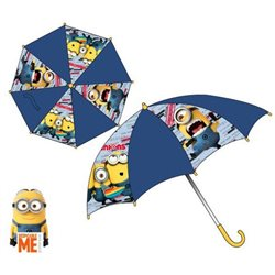 Dětský deštník Mimoni (modrý)