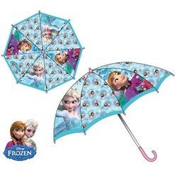 Dětský deštník Frozen (světle modrý)