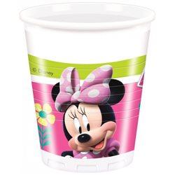 Dětské party kelímky Minnie