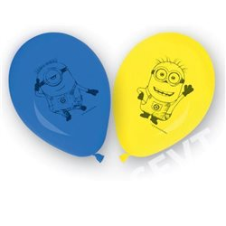 Dětské party balónky Mimoni