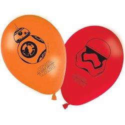 Dětské party balónky Star Wars