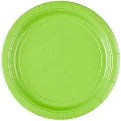 Dětské party talíře kiwi