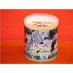 Svíčka repelentní Meduňka citrónová