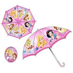 Dětský deštník Princezny (růžový)