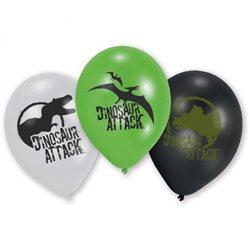Dětské party balónky Dinosauři