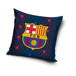 Dětský polštářek FC Barcelona 40x40 cm