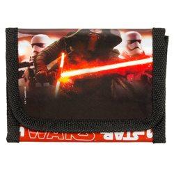 STAR Dětská peněženka STAR WARS 12x8 cm