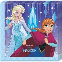 Dětské party ubrousky Frozen