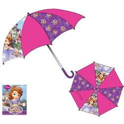 Dětský deštník Princezna Sofie První (fialový)