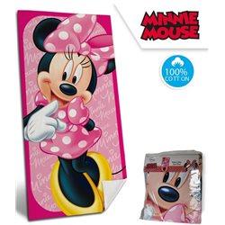 Dětská osuška Minnie Pink