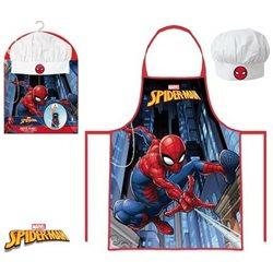 Dětská zástěra Spiderman