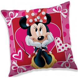 Dětský polštářek Minnie Hearts