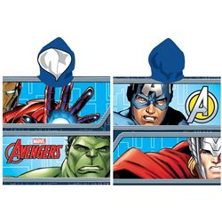 Pončo Avengers 55x110 cm