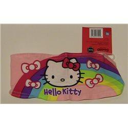 Dětská čelenka Hello Kitty duha