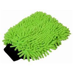 Mycí rukavice z mikrovlákna MICROFIBER 2in1
