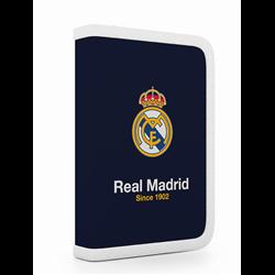 KARTON P+P Školní penál REAL MADRID 13x20x4 cm