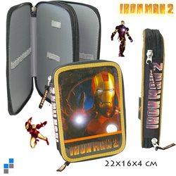 Dětský školní penál Iron Man 2