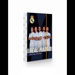Dětský box na sešity A4 Real Madrid