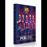 Dětský box na sešity A4 FC Barcelona
