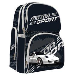 Dětský školní batoh Ergo Compact Auto