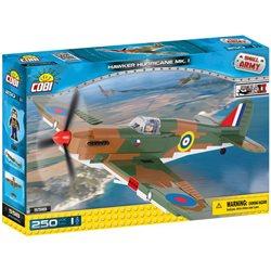 COBI Stavebnice Hawcer Hurricane Mk I