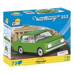COBI Stavebnice Youngtimer Wartburg 353