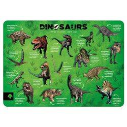DERFORM Dětské prostírání Dinosauří 40x28 cm