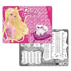 Dětské prostírání Barbie