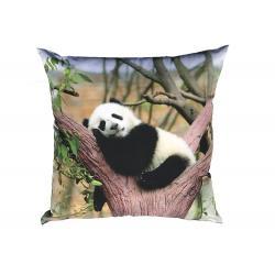 DADKA Polštářek Panda 40x40 cm